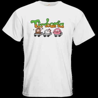 Motiv: T-Shirt Premium FAIR WEAR - Timberia Zug