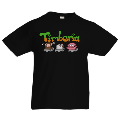 Motiv: Kids T-Shirt Premium FAIR WEAR - Timberia Zug