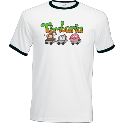 Motiv: T-Shirt Ringer - Timberia Zug