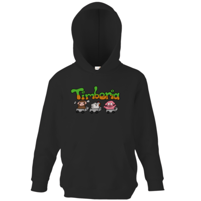 Motiv: Kids Hooded Sweat - Timberia Zug