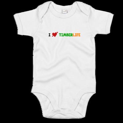 Motiv: Baby Body Organic - I love TimberLife