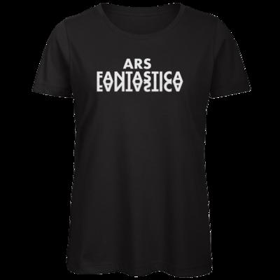 Motiv: Organic Lady T-Shirt - Ars Fantastica