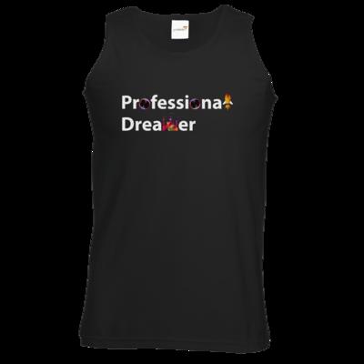 Motiv: Athletic Vest - Professional Dreamer
