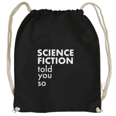 Motiv: Cotton Gymsac - Science Fiction told you so