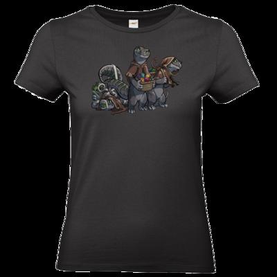Motiv: T-Shirt Damen Premium FAIR WEAR - Ulisses - Lagerkobolde