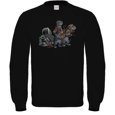 Motiv: Sweatshirt FAIR WEAR - Ulisses - Lagerkobolde