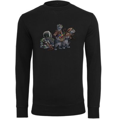 Motiv: Light Crew Sweatshirt - Ulisses - Lagerkobolde