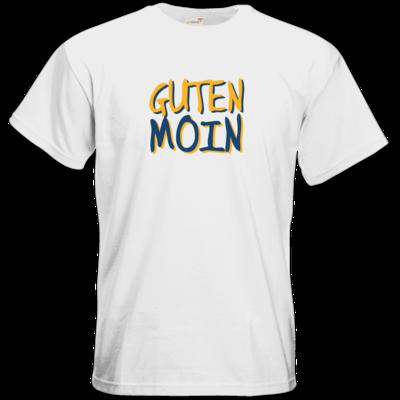 Motiv: T-Shirt Premium FAIR WEAR - Guten Moin