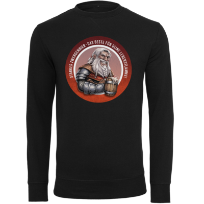 Motiv: Light Crew Sweatshirt - Sprüche - Zwergenbier
