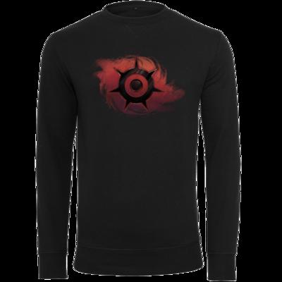 Motiv: Light Crew Sweatshirt - Götter und Dämonen - Dämonenkrone