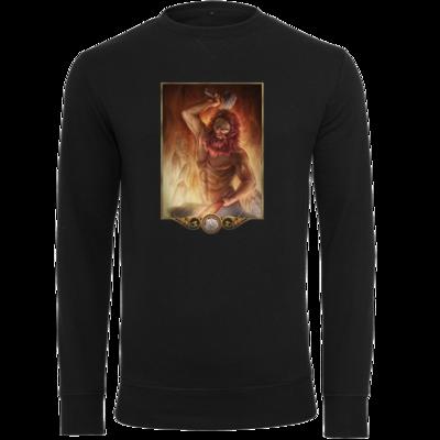 Motiv: Light Crew Sweatshirt - Götter - Ingerimm