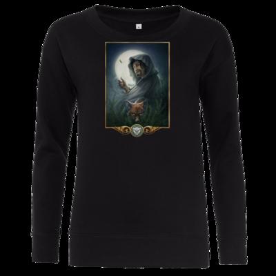 Motiv: Girlie Crew Sweatshirt - Götter - Phex