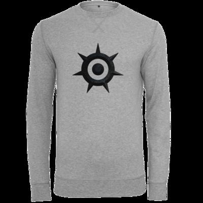 Motiv: Light Crew Sweatshirt - Götter und Dämonen - Dämonenkrone solo