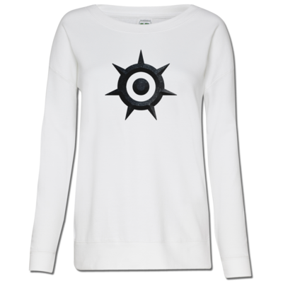 Motiv: Girlie Crew Sweatshirt - Götter und Dämonen - Dämonenkrone solo