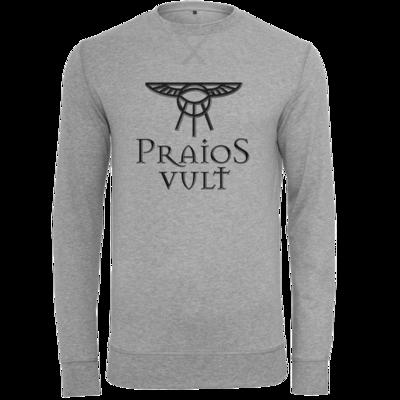 Motiv: Light Crew Sweatshirt - Sprüche - Götter - Praios Vult