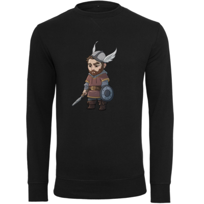 Motiv: Light Crew Sweatshirt - Let's Plays - Nubor - Chibi