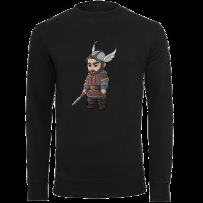 Motiv: Light Crew Sweatshirt - Let's Plays - Nubor der Schildlose - Chibi