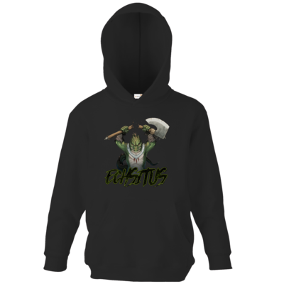 Motiv: Kids Hooded Sweat - Let's Plays - Echsitus