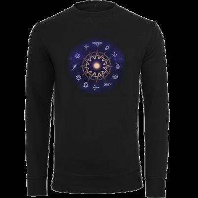 Motiv: Light Crew Sweatshirt - Götter - Zwölfgötterkreis