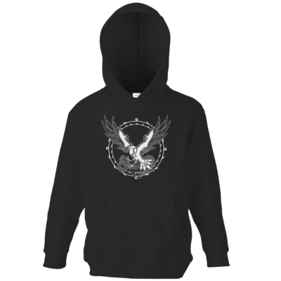 Motiv: Kids Hooded Sweat - Phileasson - Walknoten uni