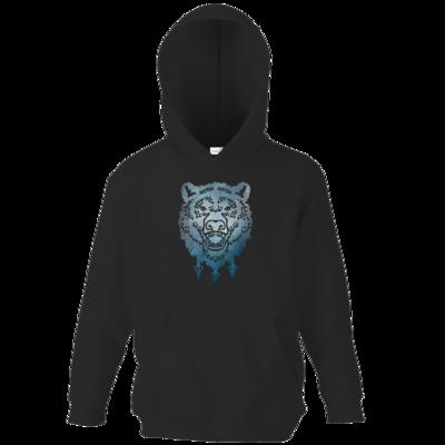 Motiv: Kids Hooded Sweat - Götter - Firun - Symbol