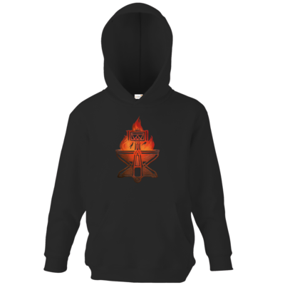Motiv: Kids Hooded Sweat - Götter - Ingerimm - Symbol