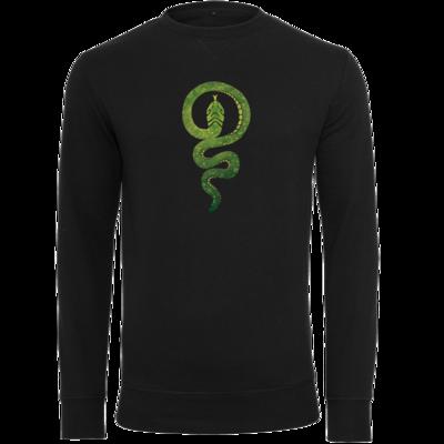 Motiv: Light Crew Sweatshirt - Götter - Hesinde - Symbol