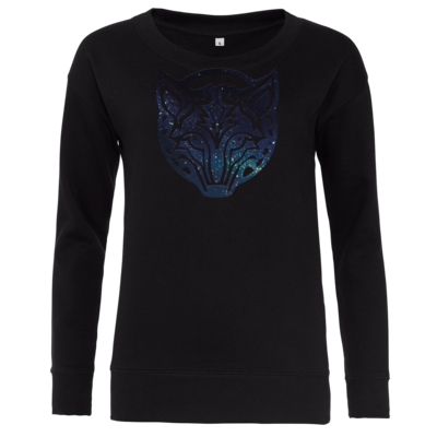 Motiv: Girlie Crew Sweatshirt - Götter - Phex - Symbol