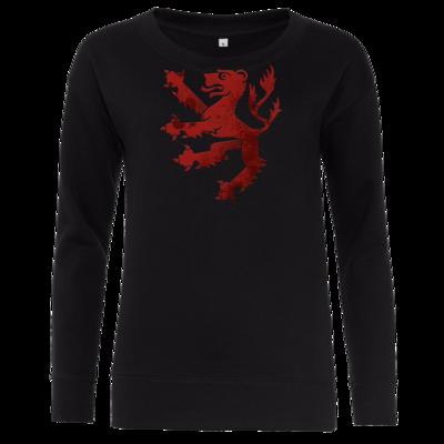 Motiv: Girlie Crew Sweatshirt - Götter - Rondra - Symbol