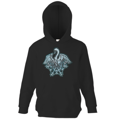 Motiv: Kids Hooded Sweat - Götter - Ifirn - Symbol