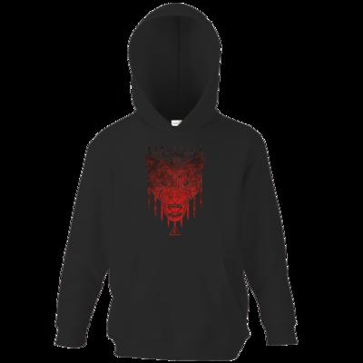 Motiv: Kids Hooded Sweat - Götter - Kor - Symbol