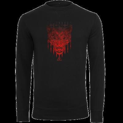Motiv: Light Crew Sweatshirt - Götter - Kor - Symbol