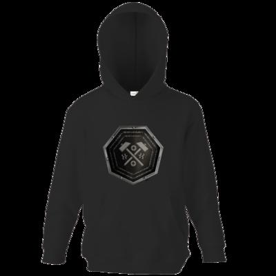 Motiv: Kids Hooded Sweat - Wappen - Xorlosch