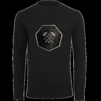 Motiv: Light Crew Sweatshirt - Wappen - Xorlosch