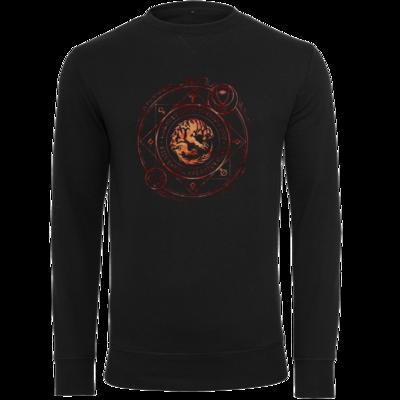 Motiv: Light Crew Sweatshirt - Dämonen - Pandämonium
