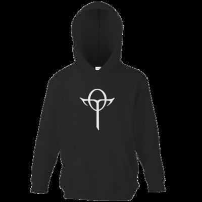 Motiv: Kids Hooded Sweat - Götter Symbol - Rahja