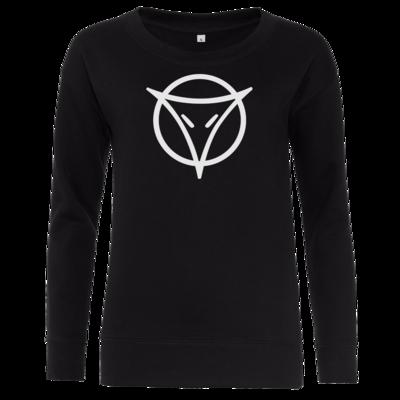 Motiv: Girlie Crew Sweatshirt - Götter Symbol - Phex