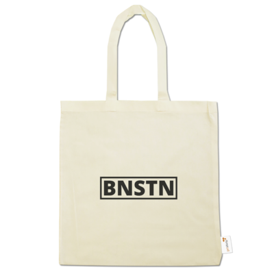 Motiv: Baumwolltasche - BNSTN