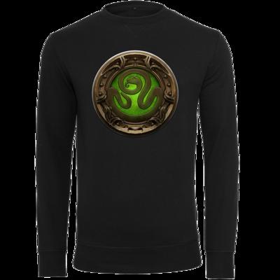 Motiv: Light Crew Sweatshirt - Götter Siegel - Hesinde