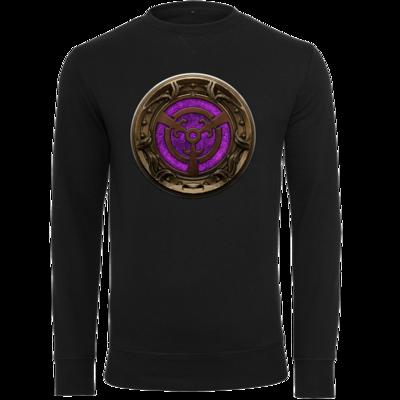 Motiv: Light Crew Sweatshirt - Götter Siegel - Namenloser