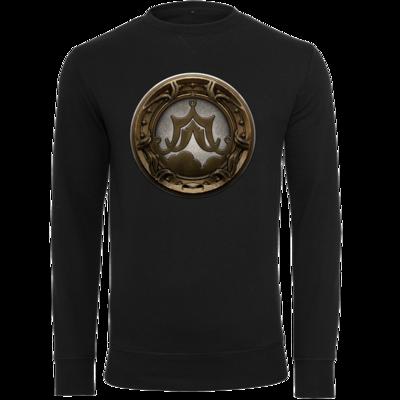 Motiv: Light Crew Sweatshirt - Götter Siegel - Raschtullah