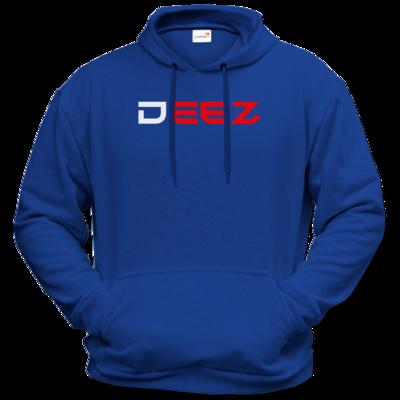 Motiv: Hoodie Premium FAIR WEAR - DeeZ Red