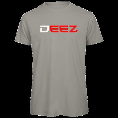 Motiv: Organic T-Shirt - DeeZ Red