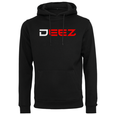 Motiv: Heavy Hoodie - DeeZ Red
