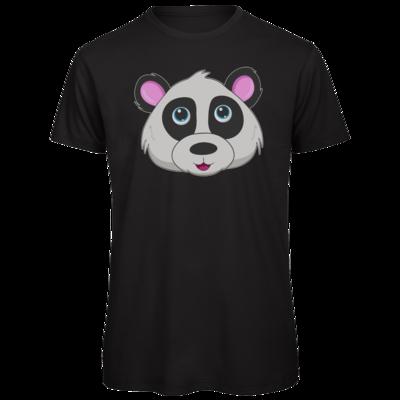 Motiv: Organic T-Shirt - Panda