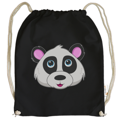 Motiv: Cotton Gymsac - Panda