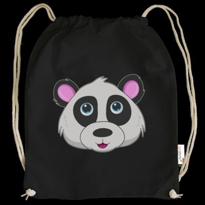 Motiv: Cotton Gymsac - Panda