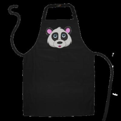 Motiv: Schürze - Panda
