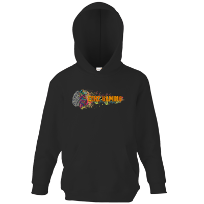 Motiv: Kids Hooded Sweat - CEHZ-Gaming Logo