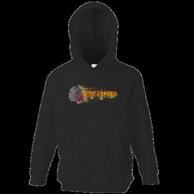Motiv: Kids Hooded Sweat - CEHZ-Gaming Logo